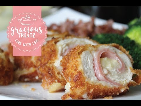 Chicken Cordon Bleu, 2 Ways