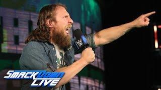 Daniel Bryan & Rowan call Buddy Murphy a liar: SmackDown LIVE, Aug. 13, 2019