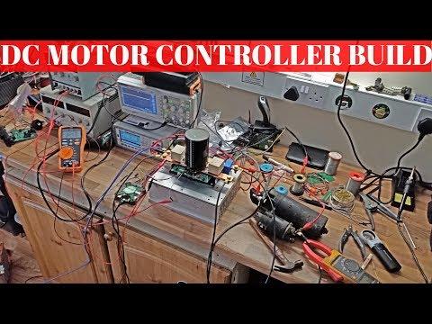 €1,000 BMW E36 EV Build 07 : Motor Controller Part 1