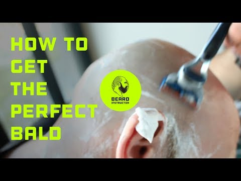 How to get a perfect bald | Beard Instructor