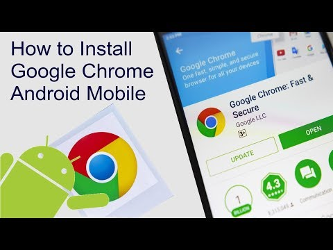 How to Install Google Chrome in Android Mobile