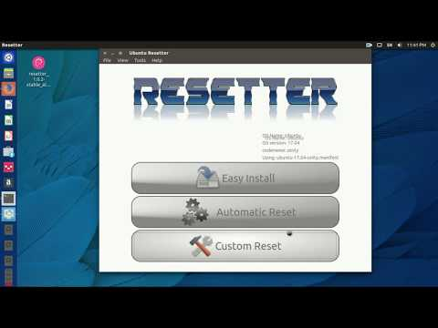 How to Reset Ubuntu and Linux Mint to Default Settings