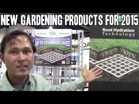 Best New Gardening Products to Conserve Water & More at the 2015 National Hardware Show