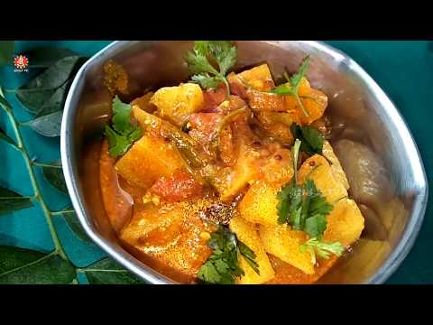 Aloo Kurma for chapathi ,biryani, and pulao Hotel Made in 2 minutes !! Telugu by Sri Tv