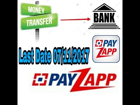 How to money transfer in Payzapp  ll credit card to bank