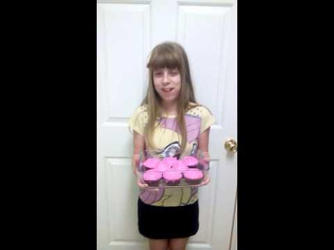 Pewdiepie Fabulous Hot Pink Cupcakes!