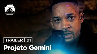Download Projeto Gemini | Trailer oficial #1 | LEG | Paramount Pictures Brasil Video