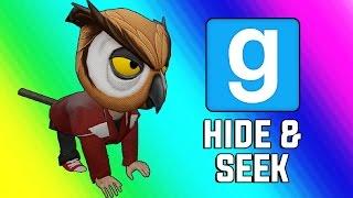 Gmod Hide and Seek - Dog Edition! (Garry