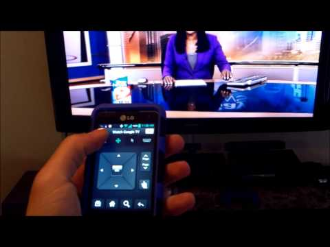 HOW TO CONTROL Your TV USING SMART PHONE!!! Revue App Review