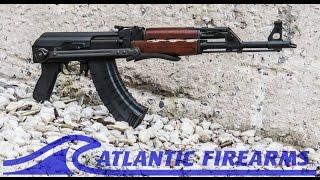 WASR-10 AK47 Rifle Under Folder at Atlantic Firearms - myvideoplay