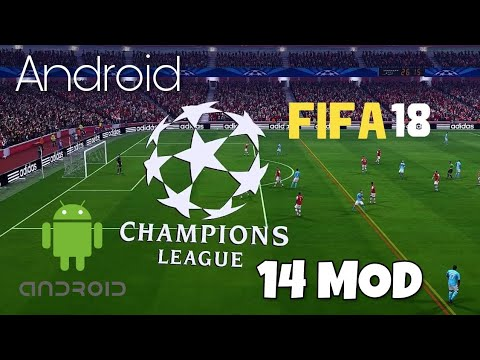 FIFA 14 Patch FIFA 18 Android Offline Apk+Data New Transfers Kits Players