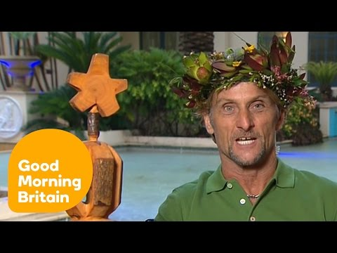 I'm A Celebrity... Winner Carl Fogarty On His Time In The Jungle | Good Morning Britain