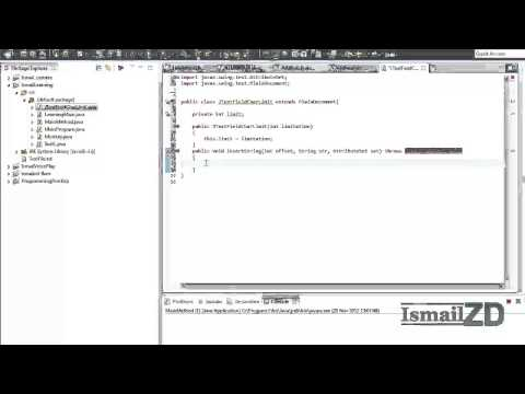 Java Tutorial | Limiting Chars on JTextField using PlainDocument (Validation)