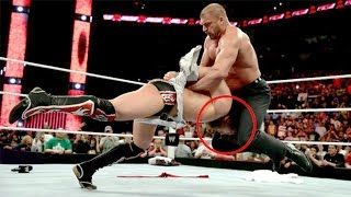 10 Dangerous Moves BANNED By The WWE