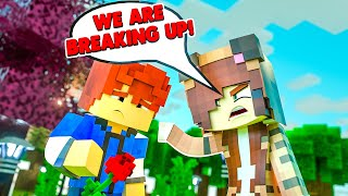 Tina BREAKS UP WITH ME !? || Minecraft Daycare Academy