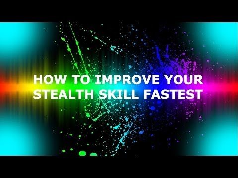 GTA 5 ONLINE HOW TO IMPROVE YOUR STEALTH SKILL THE FASTEST! PS3 AND XBOX!