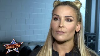 Natalya is ready to stop Naomi