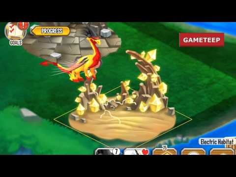 How to breed Laser Dragon 100% Real! Dragon City Mobile!