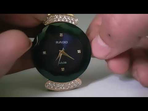 Is it fake or real? Rado watch
