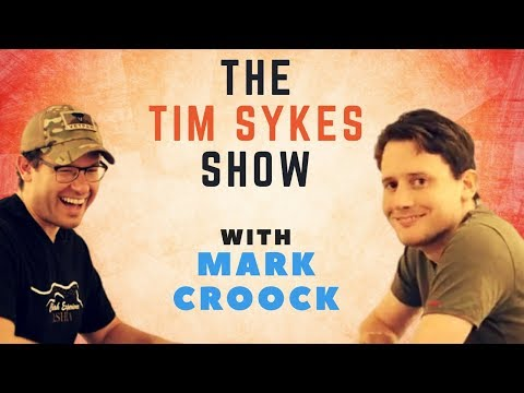 Penny Stock Trading Lessons with My New Millionaire Student Mark Croock   The Tim Sykes Show
