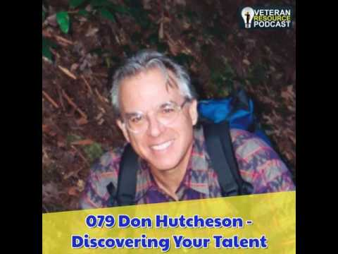 079 Don Hutcheson - Discovering Your Talent