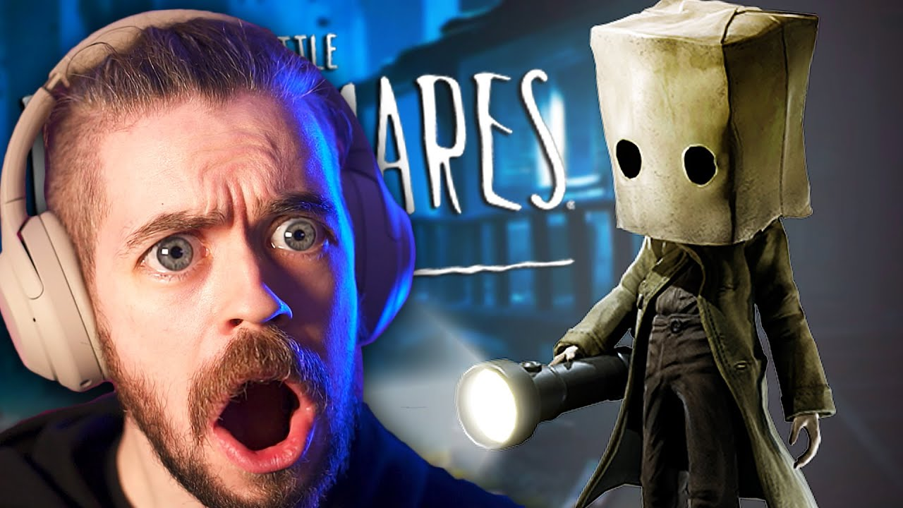 A NEW NIGHTMARE | Little Nightmares 2 - Part 1
