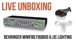 FX Audio Tube-01 Preamp & BBE Sonic Maximizer Desktop - Unboxing and