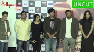 Mukkabaaz: Chat with Ravi Kishan, Anurag Kashyap, Rachita , Vineet, Zoya & Jimmy Shergill