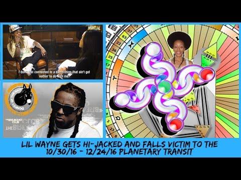 Human Design: Lil Wayne Gets Hi-jacked & Falls Victim to the Planetary Transit