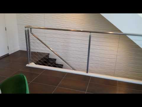 Shemonico - stainless steel cable railing project