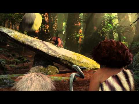 THE CROODS - Coming to DVD, Blu-ray & Digital HD!