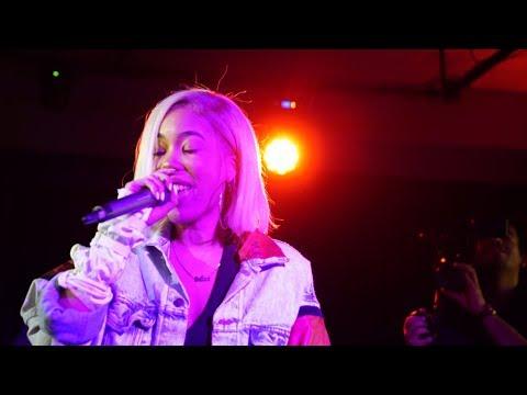 Dainá Live Performance At Youtube Space London 20/10/17 #YoutubeBlack