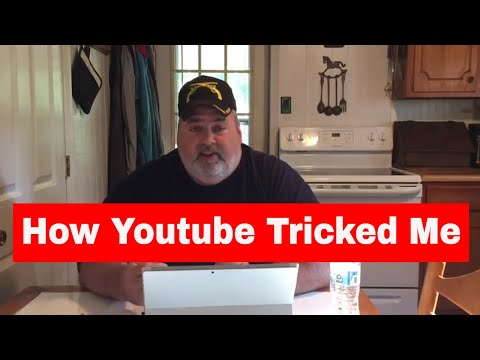 Beware Of The Youtube Trap: They Got Me Today