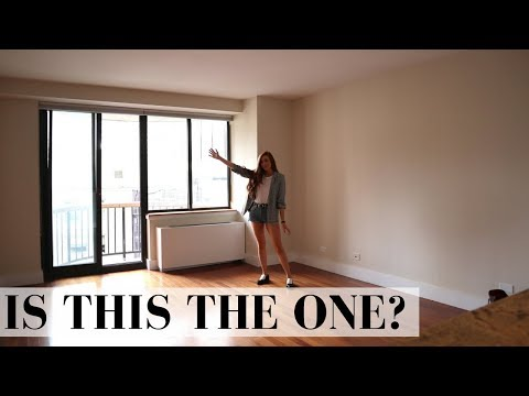 APARTMENT HUNTING IN NYC (Again!!) + Tips & Advice