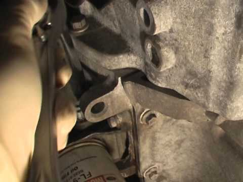 2011 Ford Fusion Oil Pressure Switch Replacement