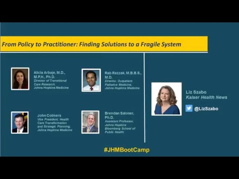 From Policy to Practitioner: Finding Solutions to a Fragile System
