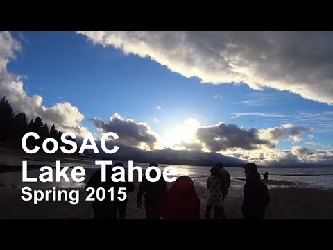 Lake Tahoe - Spring 2015