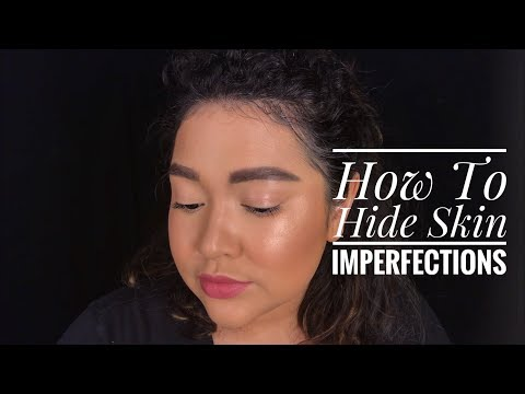 How To Hide Skin Imperfections    The Savvy Beauty