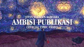 Jevin Julian - Ambisi Publikasi
