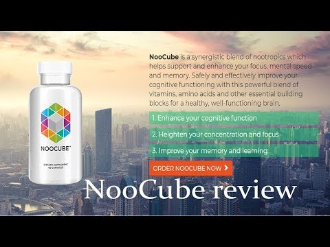 NooCube Review | Nootropic supplement