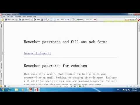◣How to Find Lost Password for PDF File◥