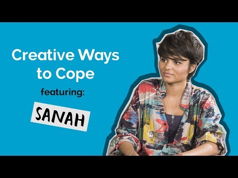 Creative Ways to Cope ft. Sanah Ahsan | Voice Box | Childline