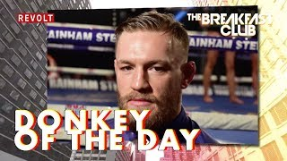 Download Connor McGregor | Donkey Of The Day Video