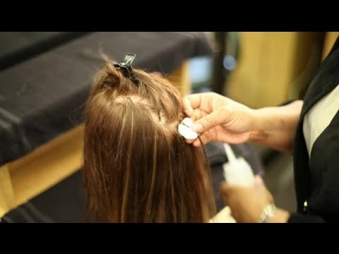 How to Remove Keratin Hair Extensions : Hair Extensions & Hair Loss