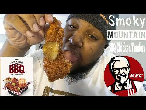 KFC Smoky Mountain BBQ Chicken