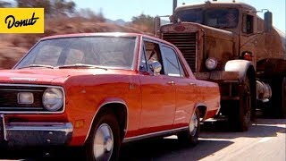 Top 10 Greatest Movie Car Chase Scenes From the 70's | Donut Media