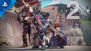 『Destiny 2』 PS4先行配信コンテンツ 紹介トレーラー