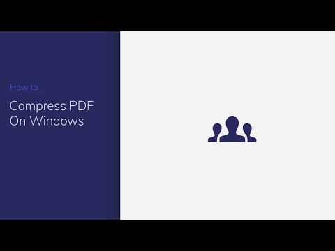 Compress PDF on Windows with PDFelement