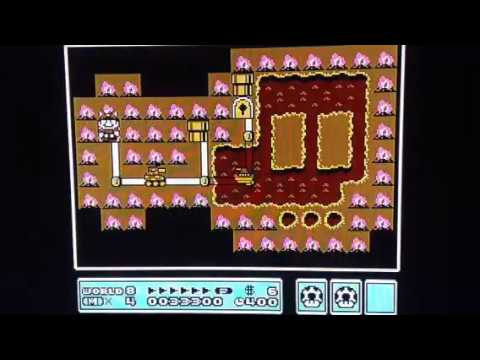 Super Mario Bros 3 - How to BEAT the game FAST