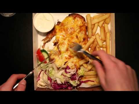Northerner Reviews - the CHICKEN PARMO!!! Takeaway Food 005